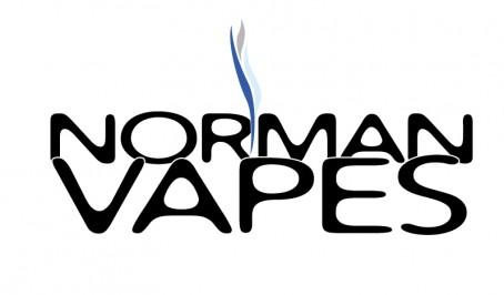 New Logo & Store Sign Design – Norman Vapes