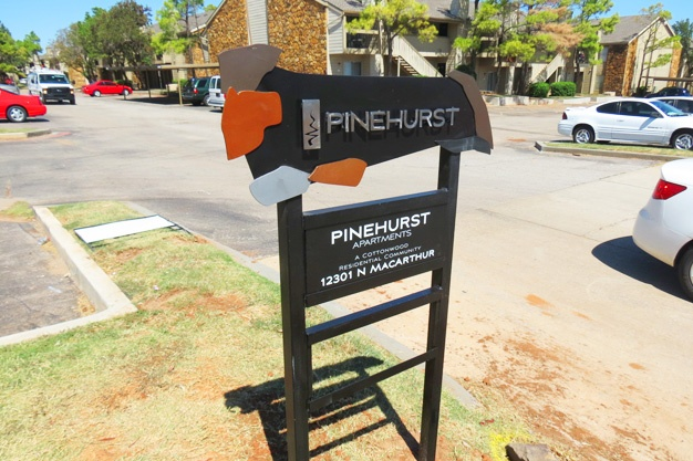Custom Entrance Signs / Way-Finding Signage