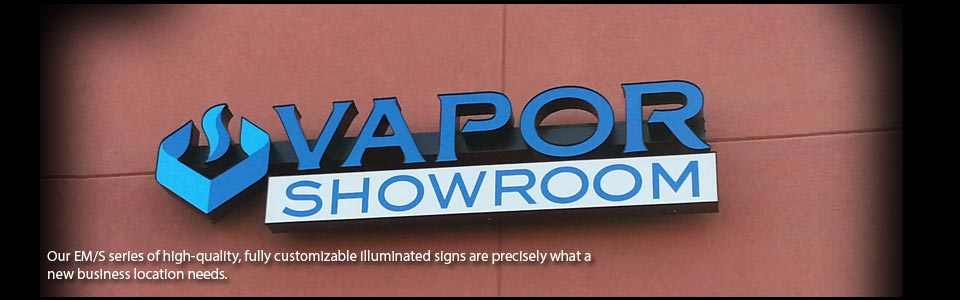 Custom Channel Letter Signs