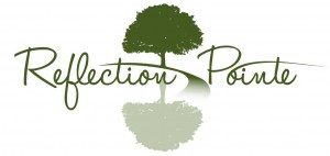 Reflection Pointe Logo.